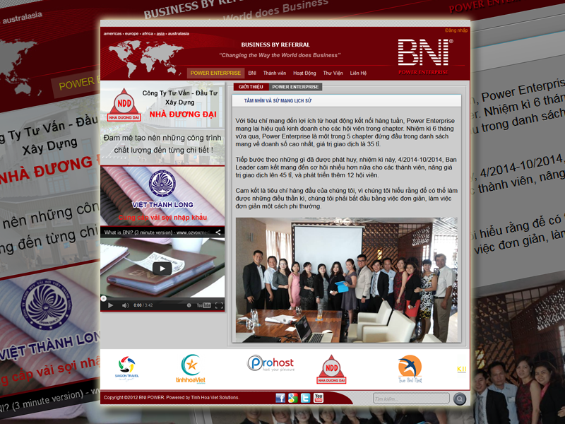 BNI Power Enterprise