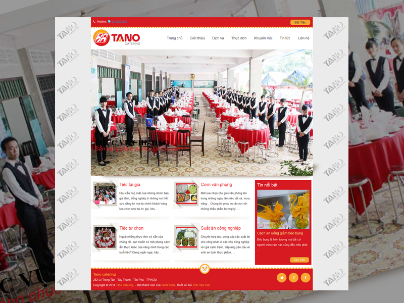 Tano Catering
